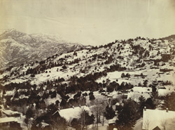 Winter scene, Murree 7521253